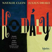 KODALY: Sonate per cello e altre opere