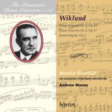 Concerti per piano Vol.57 - Wiklund