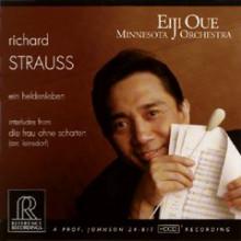 R. STRAUSS: Ein Heldenleben (HDCD)