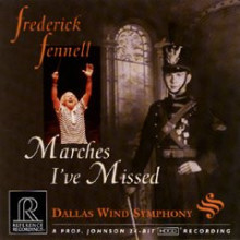 FENNELL: Marches I've Missed (HDCD)