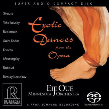 AA.VV.: Exotic Dances from the Opera