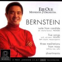 BERNSTEIN: Candide suite (HDCD)