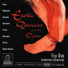 A.a: Exotic Dances From The Opera(hdcd)