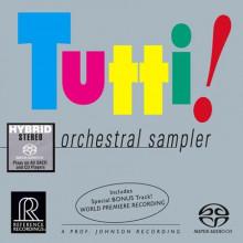 Tutti: Orchestral Sampler SACD