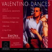 ARGENTO D.: Valentino Dances (HDCD)