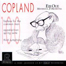 COPLAND: 100 -  Musica per il Centenario