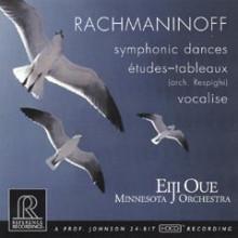 RACHMANINOV: Danze Sinfoniche - Studi