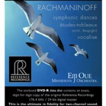 Rachmaninoff: Danze Sinfoniche Hrx