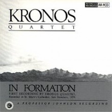 Kronos Quartet:in Formation
