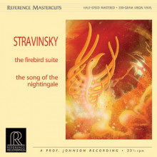 STRAVINSKY: The Firebird Suite - The Songs of the Nightingale
