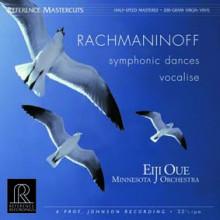 RACHMANINOV: Danze Sinfoniche - Vocalise