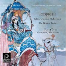 RESPIGHI: I Pini di Roma - Queen of Sheba
