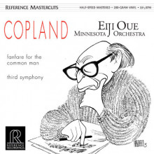COPLAND: Fanfare for a common man - Sinfonia N.3