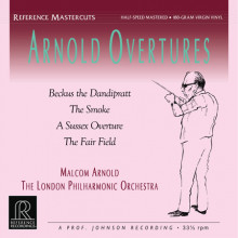 MALCOM ARNOLD: Overtures