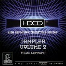 SAMPLER HDCD Vol. 2