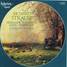 Strauss: Musica Completa Per Fiati