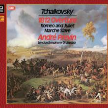 CIAIKOVSKY: Overture 1812 - e altre opere