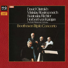 BEETHOVEN: Concerto Triplo