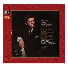 MOZART: Piano Concertos NN.20 & 23