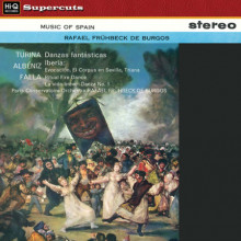 AA.VV.: Music of Spain - F. De Burgos