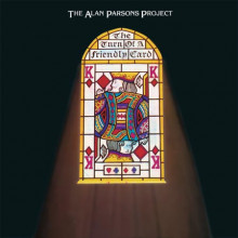 ALAN PARSONS: The turn of a friendly card