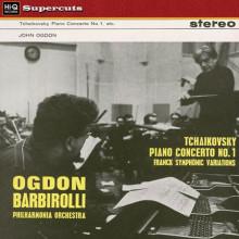 CIAIKOVSKY: Piano Concerto N.1