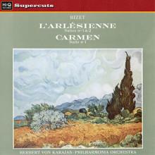 Bizet: L'arlesienne & Carmen (suites)
