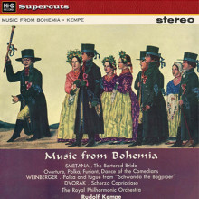 AA.VV.: Music from Bohemia