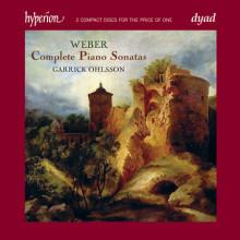 WEBER: Integrale delle Sonate per piano