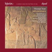 ARNE THOMAS: Artaxerses (1762)
