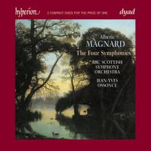 MAGNARD: Le Quattro Sinfonie