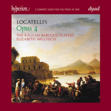LOCATELLI: Sonate - Op.4