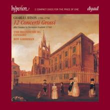Avison: Concerti Grossi Di D.scarlatti