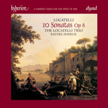 LOCATELLI: SONATE PER VIOLINO E BASSO C.