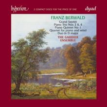 Berwald:quintetto N.1 - Trio N.4 Per Piano