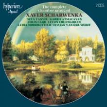 Scharwenka: Int. Della Musica Da Camera