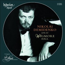 Demidenko: Live At Wigmore Hall (2cds)