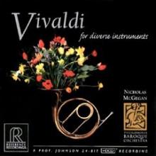 VIVALDI:Concerti x molti strumenti(HDCD)