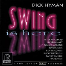 DICK HYMAN: Swing is here  (HDCD)