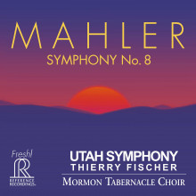 MAHLER: Sinfonia N. 8 - Scena da Faust