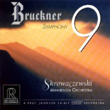 BRUCKNER: Sinfonia N.9 (HDCD)