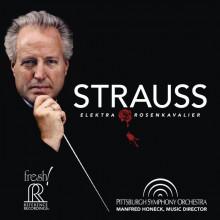 STRAUSS: Elektra - Der Rosenkavalier