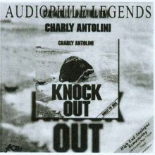 CHARLIE ANTOLIN I: Knock out