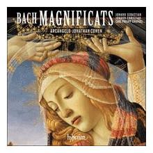 BACH J.S. - C.P.E. - J.C.: Magnificat