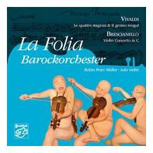 VIVALDI & BRESCIANELLO: Musica orchestr.