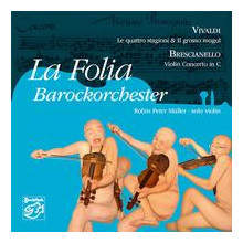 VIVALDI & BRESCIANELLO: Musica orchestrale