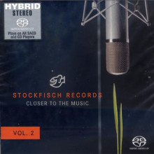 Stockfisch Records - Sampler Vol.2