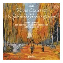 Ravel - De Falla:opere X Piano E Orchestra