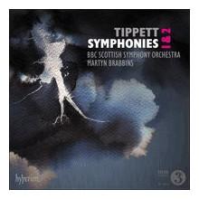 TIPPETT: Sinfonie NN.1 & 2