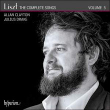 Liszt: Integrale Dei Lieder - Vol.5